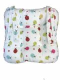 UK MADE  LADYBIRD MULTI TIE ON CHUNKY PADDED CUSHION CHAIR SEAT PAD £8.99 EACH